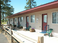 Mountain Landing RV Park in Pagosa Springs