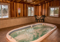 Mountain Landing Swim Spa in Pagosa Springs